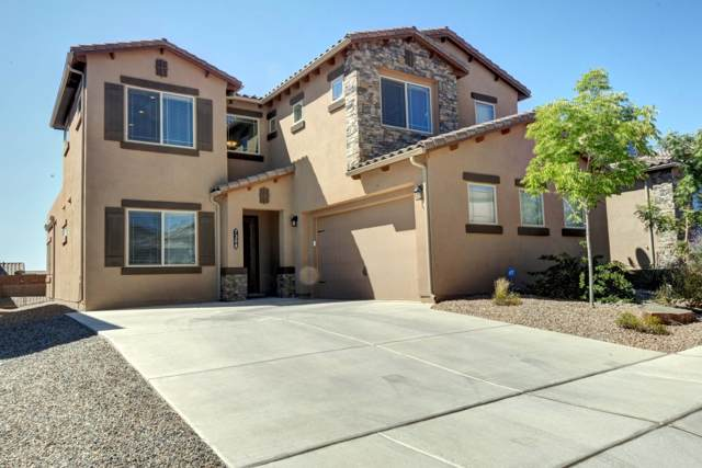 7308 Sandmark Road NW, Albuquerque, NM 87114 (MLS #956111) :: The Bigelow Team / Red Fox Realty