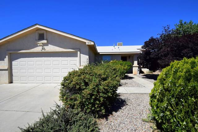 7416 Secret Valley Court SW, Albuquerque, NM 87121 (MLS #956114) :: Campbell & Campbell Real Estate Services