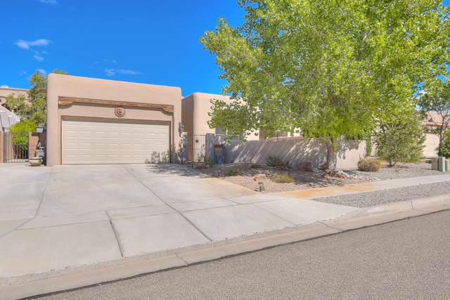 1319 Sara Way SE, Rio Rancho, NM 87124 (MLS #956131) :: Campbell & Campbell Real Estate Services