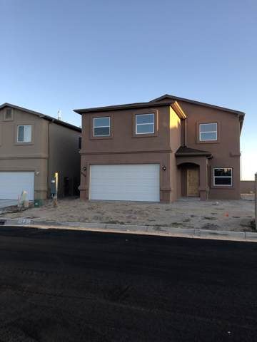 9504 Silica Avenue NW, Albuquerque, NM 87120 (MLS #956139) :: The Bigelow Team / Red Fox Realty