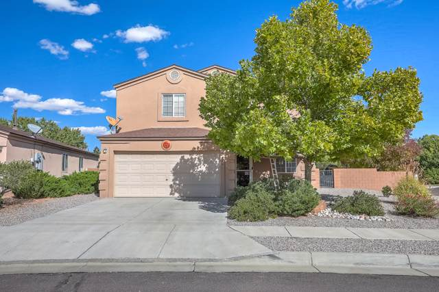 10300 Mistral Drive NW, Albuquerque, NM 87114 (MLS #956160) :: The Bigelow Team / Red Fox Realty