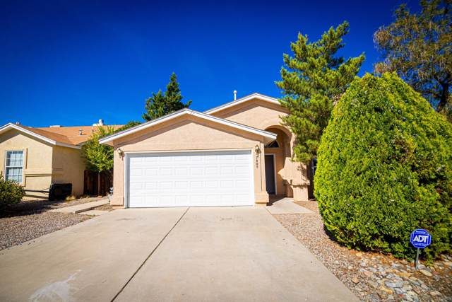 7805 Baybrook Road NW, Albuquerque, NM 87120 (MLS #956197) :: Campbell & Campbell Real Estate Services