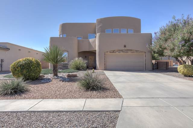 1617 Western Hills Drive SE, Rio Rancho, NM 87124 (MLS #956201) :: Campbell & Campbell Real Estate Services