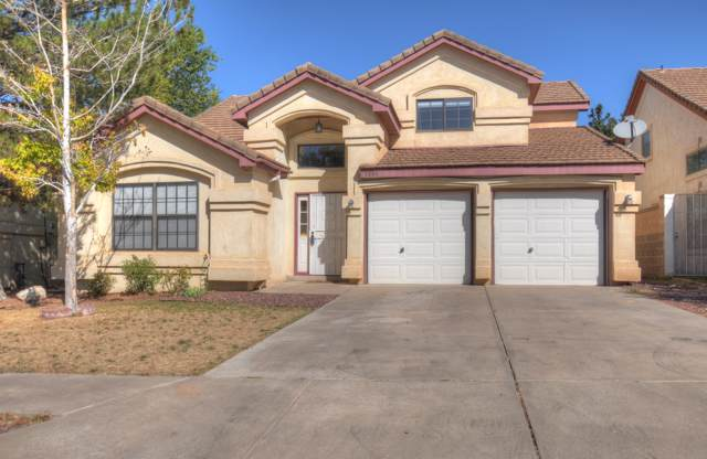 7805 William Moyers Avenue NE, Albuquerque, NM 87122 (MLS #956225) :: Campbell & Campbell Real Estate Services