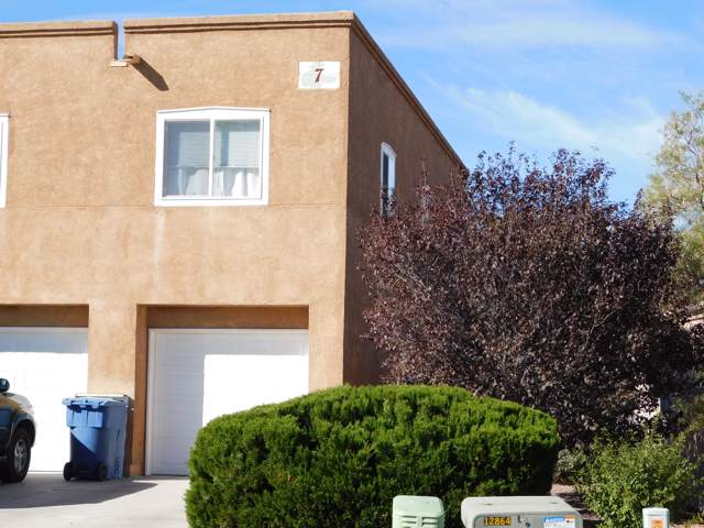 1013 Mineral Way 7-1, Socorro, NM 87801 (MLS #956236) :: Campbell & Campbell Real Estate Services