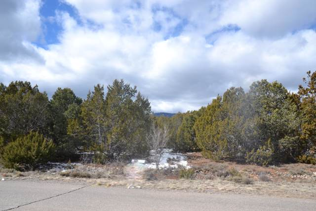 23 Chaco Loop, Sandia Park, NM 87047 (MLS #956238) :: Campbell & Campbell Real Estate Services