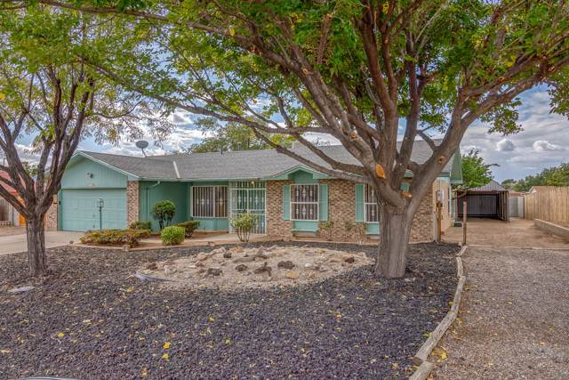 2110 Spruce Needle Road SE, Rio Rancho, NM 87124 (MLS #956244) :: Campbell & Campbell Real Estate Services