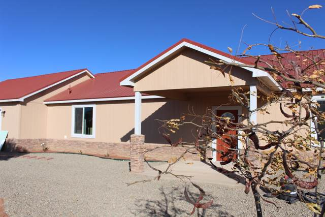 2 Cavenee Circle, Edgewood, NM 87015 (MLS #956264) :: Campbell & Campbell Real Estate Services