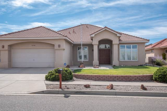 9100 Berryessa Road NE, Albuquerque, NM 87122 (MLS #956271) :: Campbell & Campbell Real Estate Services