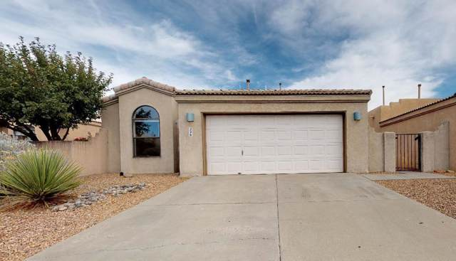 220 Serenity Court SE, Albuquerque, NM 87123 (MLS #956283) :: The Bigelow Team / Red Fox Realty