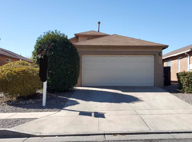 605 Saddle Blanket Trail SW, Albuquerque, NM 87121 (MLS #956295) :: Campbell & Campbell Real Estate Services