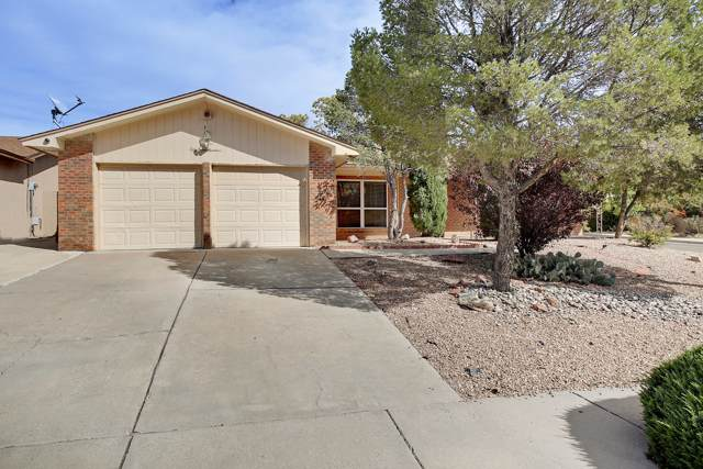 5300 Purcell Drive NE, Albuquerque, NM 87111 (MLS #956343) :: Campbell & Campbell Real Estate Services