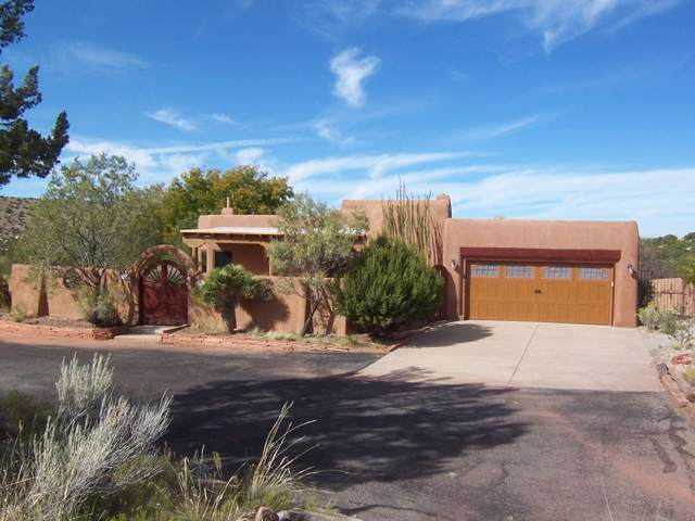 16 Camino Del Carrisito, Placitas, NM 87043 (MLS #956346) :: Campbell & Campbell Real Estate Services