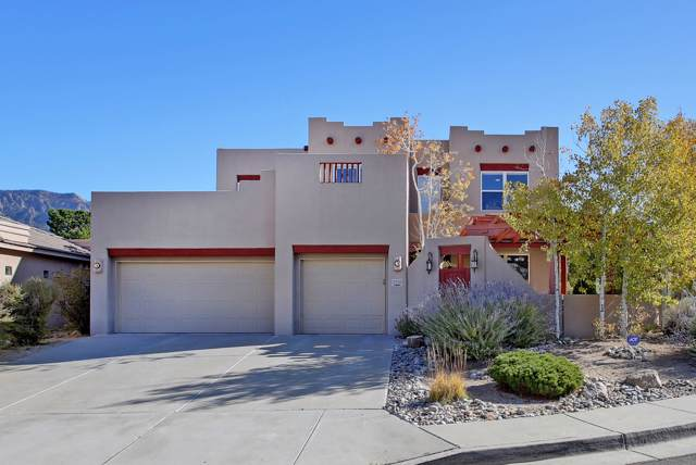 5700 Valerian Place NE, Albuquerque, NM 87111 (MLS #956349) :: Campbell & Campbell Real Estate Services