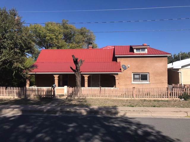 428 Chavez Street, Las Vegas, NM 87701 (MLS #956350) :: Campbell & Campbell Real Estate Services