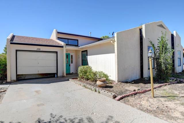 105 Lynwood Drive SE, Rio Rancho, NM 87124 (MLS #956355) :: Campbell & Campbell Real Estate Services