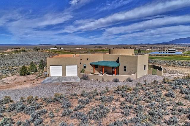 9 Chamisa Drive, Ranchos de Taos, NM 87557 (MLS #956358) :: Campbell & Campbell Real Estate Services