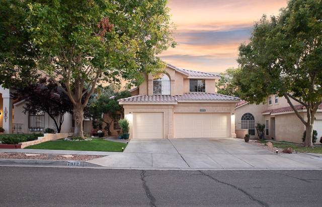 7912 Oakland Avenue NE, Albuquerque, NM 87122 (MLS #956363) :: Campbell & Campbell Real Estate Services