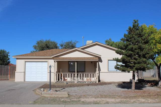 598 Bahama Drive SE, Rio Rancho, NM 87124 (MLS #956373) :: Campbell & Campbell Real Estate Services