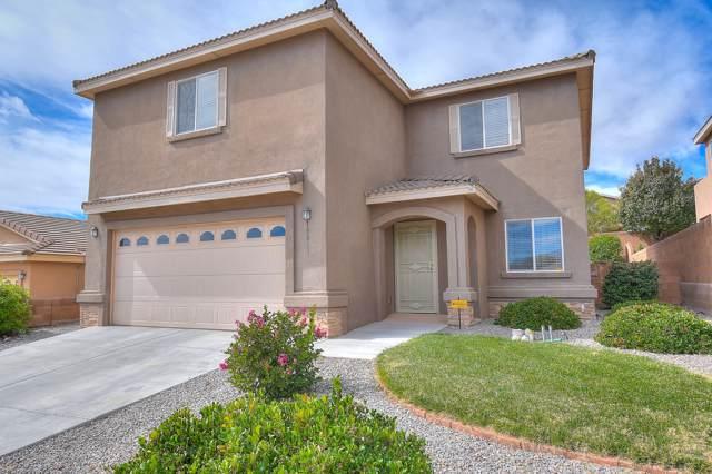 10811 Retanas Place NW, Albuquerque, NM 87114 (MLS #956374) :: Campbell & Campbell Real Estate Services