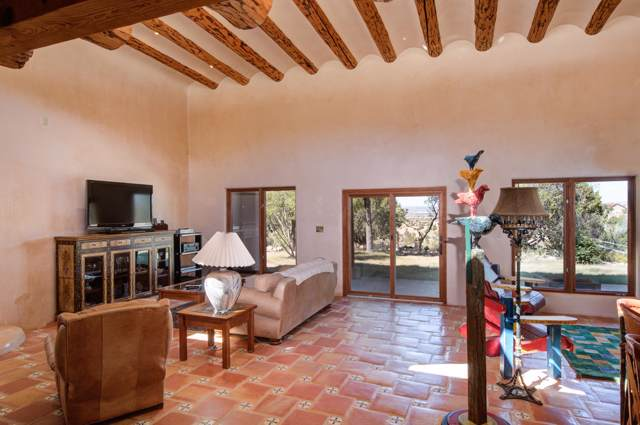 6 Adobe Road, Placitas, NM 87043 (MLS #956376) :: Campbell & Campbell Real Estate Services