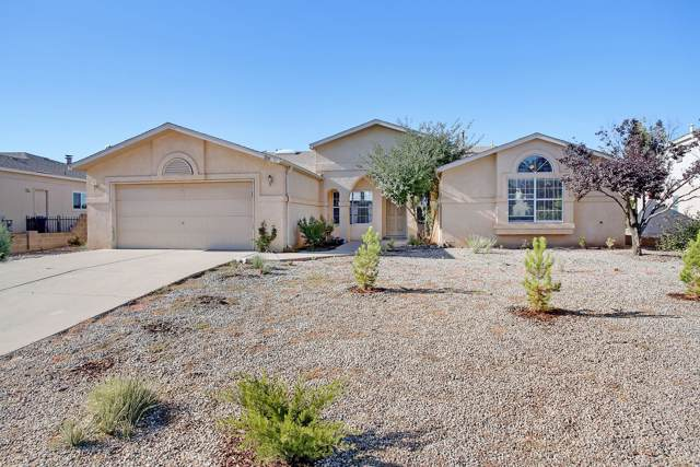 7221 Spruce Mountain Loop NE, Rio Rancho, NM 87144 (MLS #956378) :: Campbell & Campbell Real Estate Services