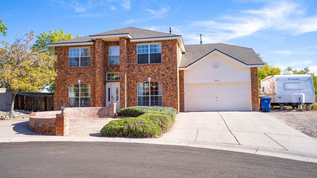 8035 Stoneybrook Place NW, Albuquerque, NM 87120 (MLS #956381) :: Campbell & Campbell Real Estate Services