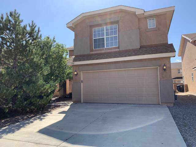 7712 Button Quail Avenue NW, Albuquerque, NM 87114 (MLS #956406) :: The Bigelow Team / Red Fox Realty