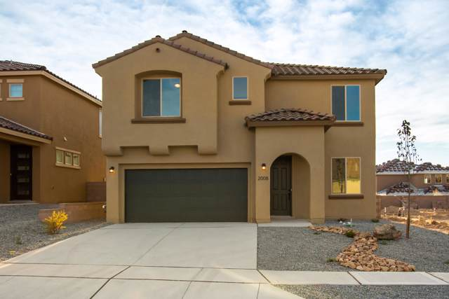 2008 Summer Breeze Drive NW, Albuquerque, NM 87120 (MLS #956424) :: Campbell & Campbell Real Estate Services