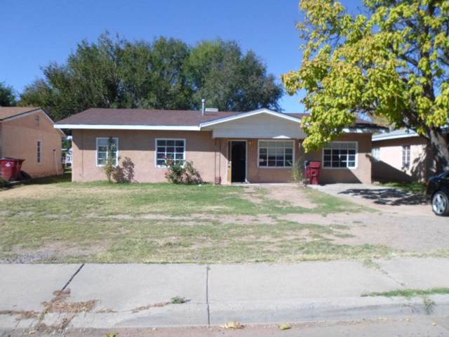 709 11TH Street, Belen, NM 87002 (MLS #956442) :: Campbell & Campbell Real Estate Services