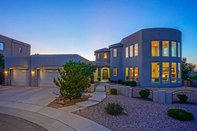 9219 La Tierra Court NE, Albuquerque, NM 87122 (MLS #956474) :: Campbell & Campbell Real Estate Services