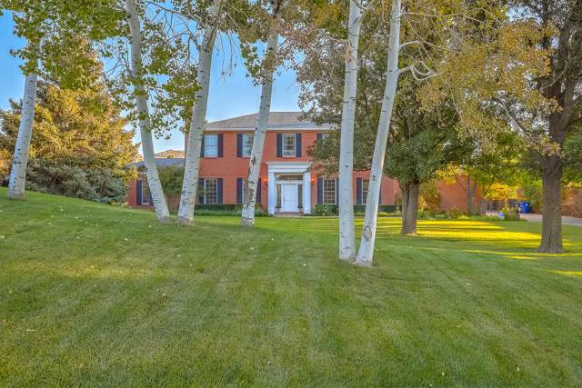 1420 Caballero Drive SE, Albuquerque, NM 87123 (MLS #956483) :: The Bigelow Team / Red Fox Realty