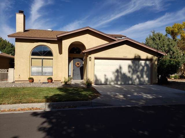 11005 Lagrange Park Drive NE, Albuquerque, NM 87123 (MLS #956492) :: Campbell & Campbell Real Estate Services