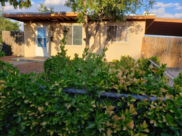 1504 54TH Street NW, Albuquerque, NM 87105 (MLS #956510) :: Campbell & Campbell Real Estate Services