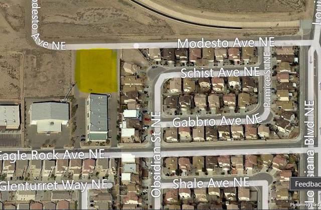 Modesto Avenue NE, Albuquerque, NM 87113 (MLS #956518) :: Campbell & Campbell Real Estate Services