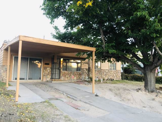508 Rhode Island Street SE, Albuquerque, NM 87108 (MLS #956521) :: Campbell & Campbell Real Estate Services