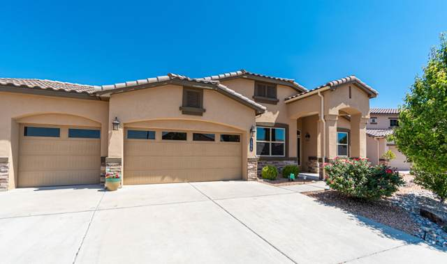 1396 Cereza Drive SE, Rio Rancho, NM 87124 (MLS #956522) :: Campbell & Campbell Real Estate Services
