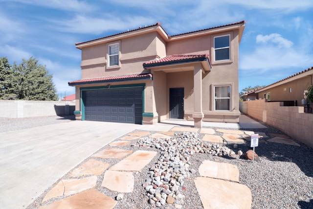 4220 Laramie Drive NW, Albuquerque, NM 87120 (MLS #956539) :: Campbell & Campbell Real Estate Services