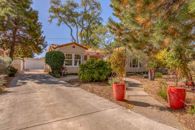 916 Parkland Circle SE, Albuquerque, NM 87108 (MLS #956547) :: Campbell & Campbell Real Estate Services