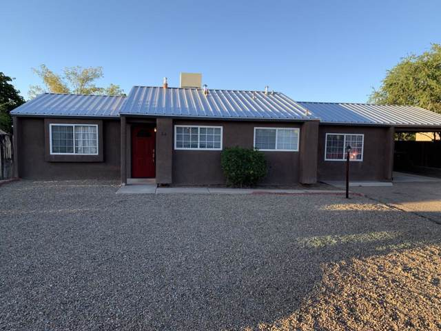 38 Corsica Drive SE, Rio Rancho, NM 87124 (MLS #956548) :: Campbell & Campbell Real Estate Services