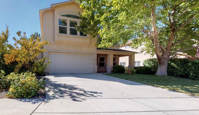 10109 Calle Bella NW, Albuquerque, NM 87114 (MLS #956553) :: Campbell & Campbell Real Estate Services