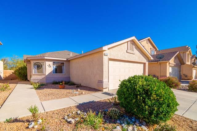 3232 Crimson Rose Lane SW, Albuquerque, NM 87121 (MLS #956556) :: Campbell & Campbell Real Estate Services