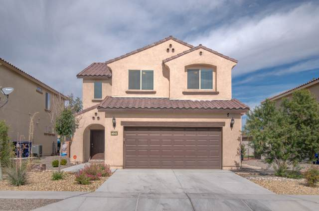 6043 Geode Road NW, Albuquerque, NM 87114 (MLS #956575) :: Campbell & Campbell Real Estate Services