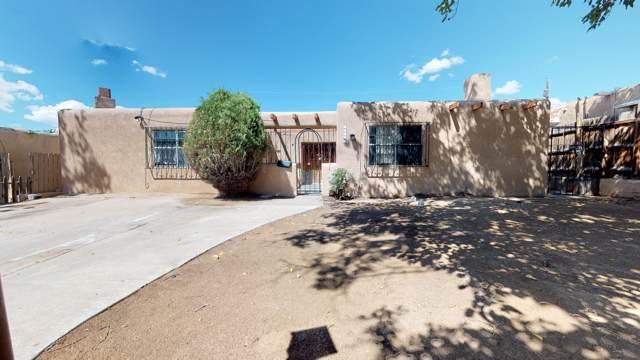 10913 Cordova Avenue NE, Albuquerque, NM 87112 (MLS #956592) :: Campbell & Campbell Real Estate Services
