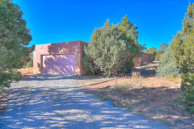 43 Abbey Road, Tijeras, NM 87059 (MLS #956596) :: Campbell & Campbell Real Estate Services
