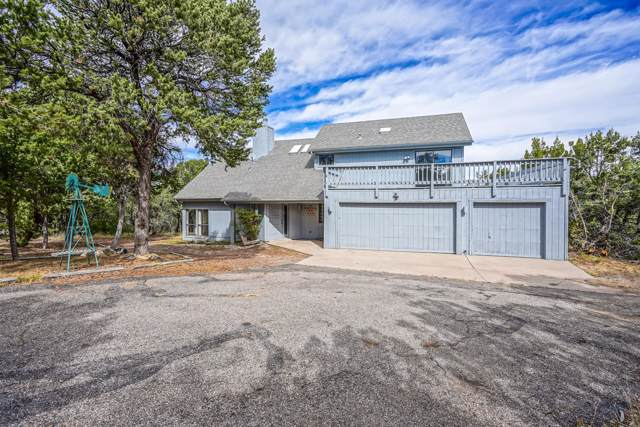 2 Paseo De Paz, Tijeras, NM 87059 (MLS #956615) :: Campbell & Campbell Real Estate Services