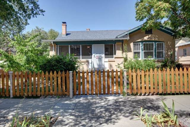 601 11TH Street NW, Albuquerque, NM 87102 (MLS #956623) :: Campbell & Campbell Real Estate Services