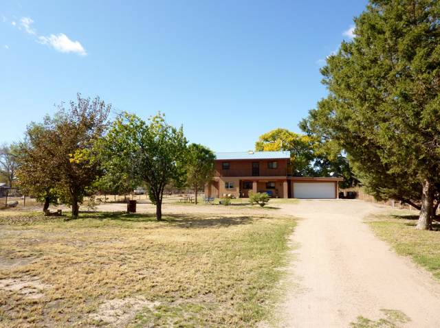 57 Eastside School Road, Belen, NM 87002 (MLS #956633) :: Campbell & Campbell Real Estate Services