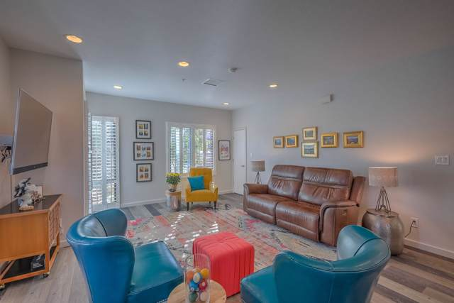 201 Aliso Drive SE #11, Albuquerque, NM 87108 (MLS #956644) :: Campbell & Campbell Real Estate Services