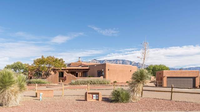 124 Doolittle Road, Corrales, NM 87048 (MLS #956657) :: Campbell & Campbell Real Estate Services